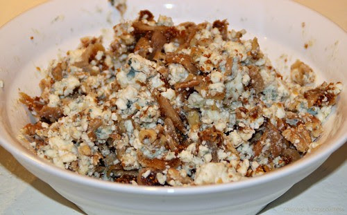 Blue Cheese, Fig & Walnut Flatbread 7A