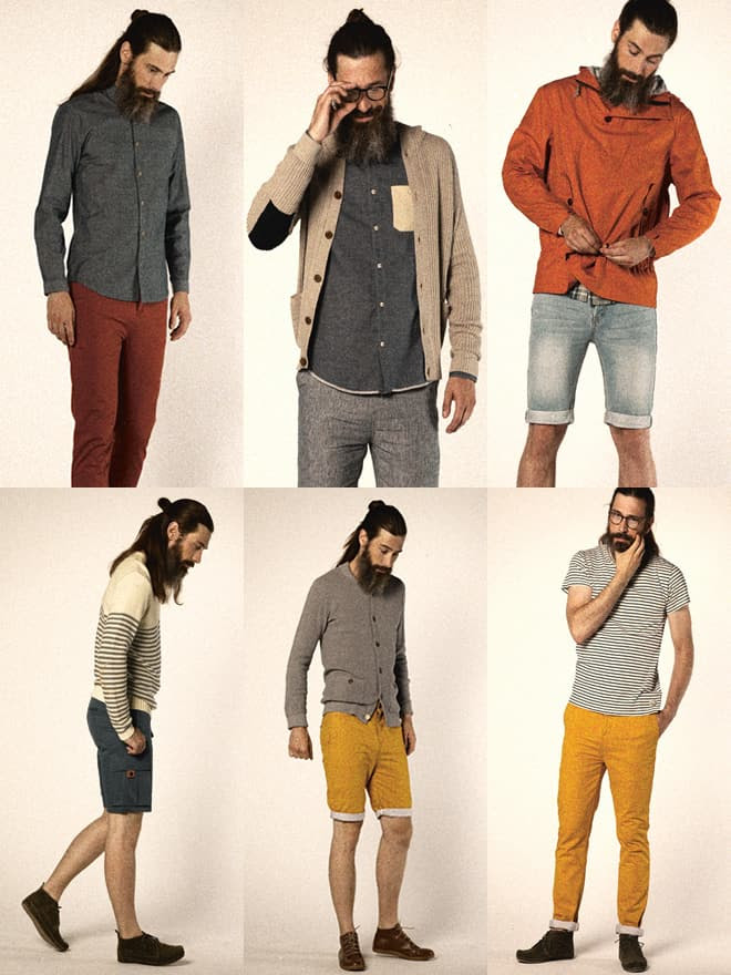 Men's Suit Lookbook Spring/Summer 2012