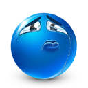 Sincere-sadness icon