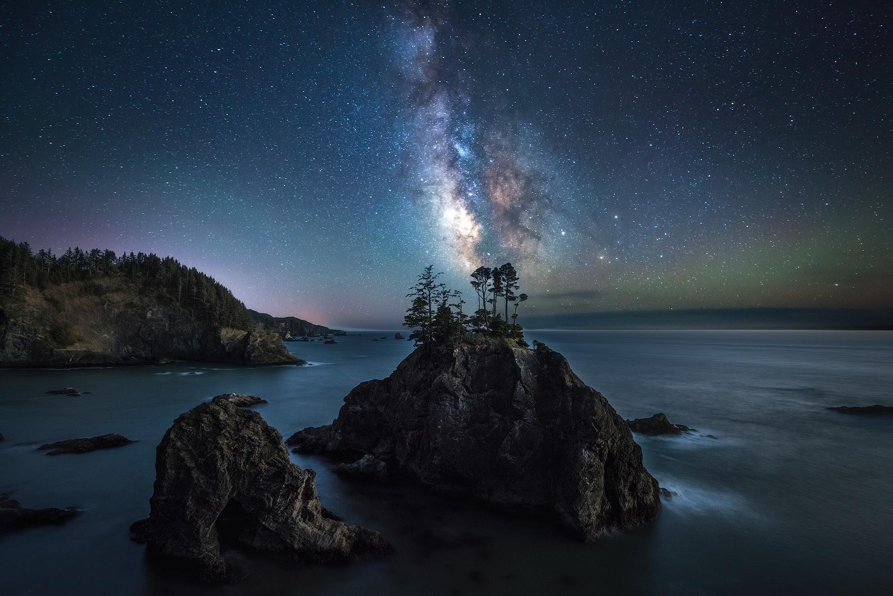 Oregon Milky Way Nightscape
