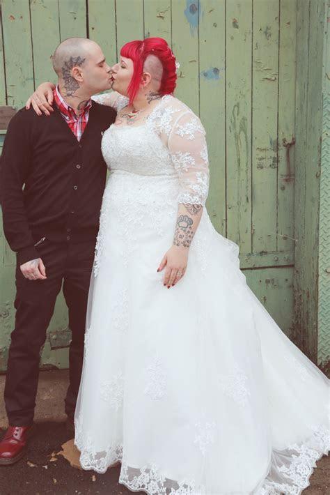 A Punk Rock Wedding · Rock n Roll Bride