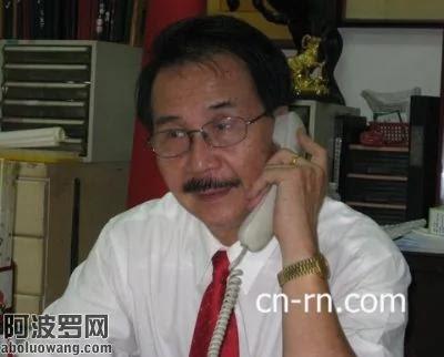 中评社2008年7月23日曾专访报导周庆峻