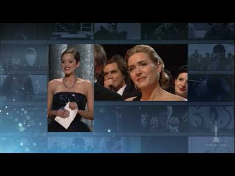 The Glorious Moment of Kate Winslet