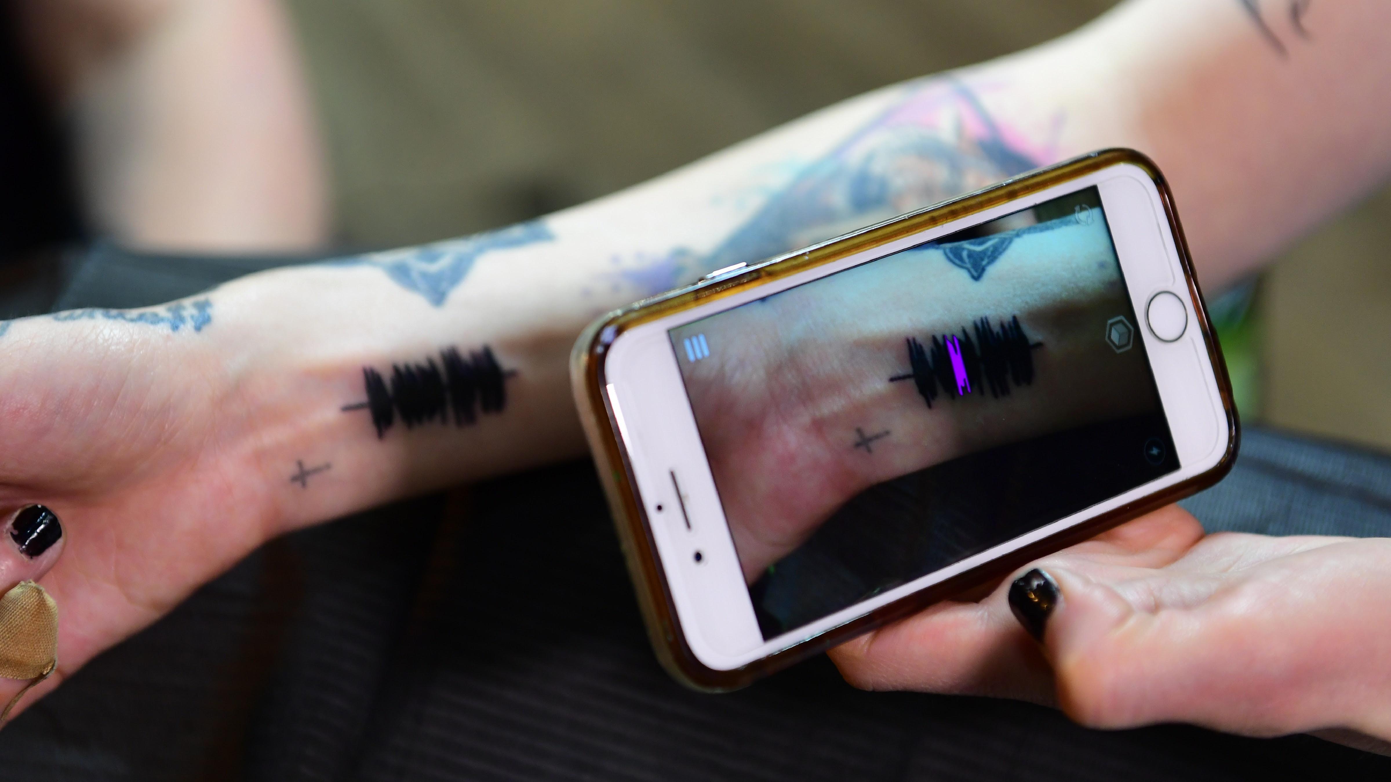 Tatuajes Con Sonido La Nueva Moda En Los Estados Unidos Rpp Noticias
