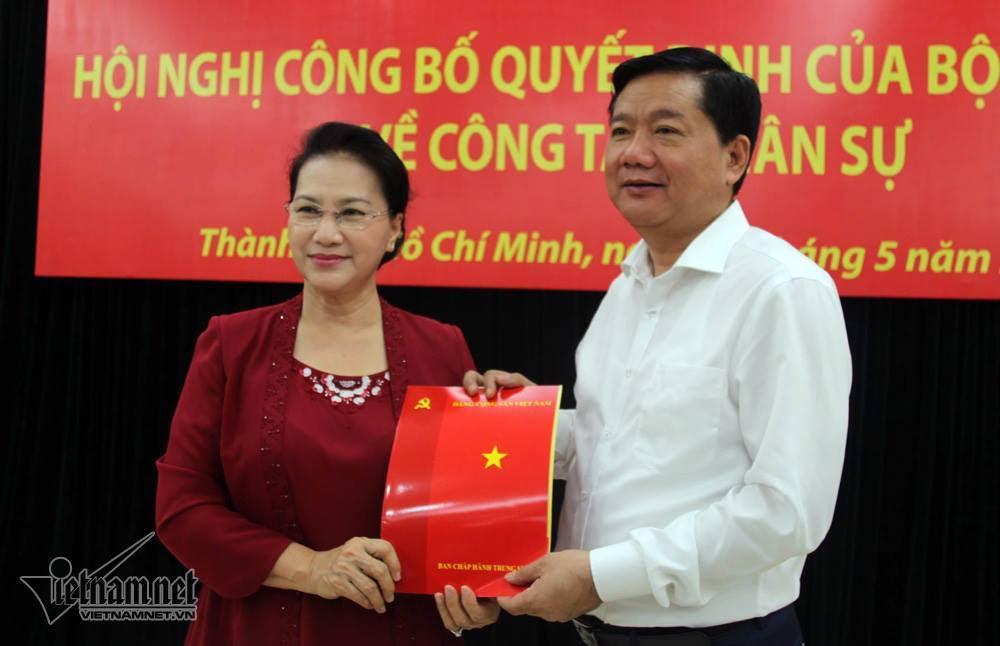 Đinh La Thăng, Dinh La Thang, kỷ luật ông Đinh La Thăng, Phó ban Kinh tế Trung ương