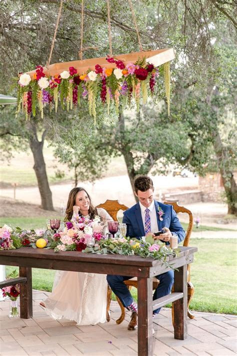 California Ranch Wedding Circle Oak Ranch   Rustic Wedding