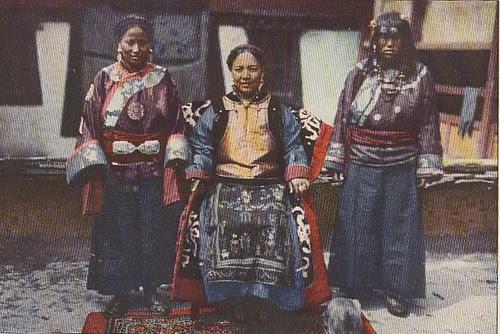 Muli princess 1920s