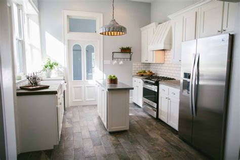 fixer upper kitchens