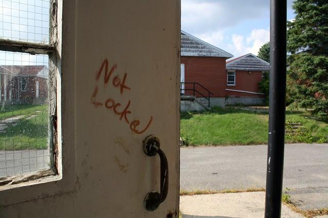 Not Locked
