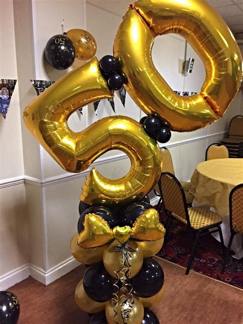 Big balloon Numbers