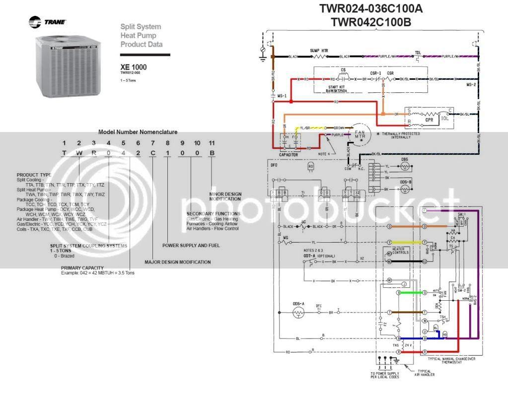 35 Trane Condenser Wiring Diagram