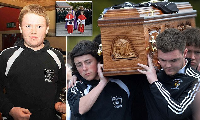 Grammar school pupil killed himself 'after being blackmailed by foreign criminals who