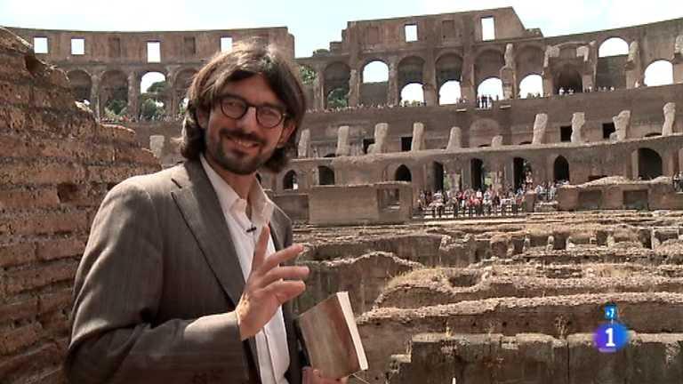 Españoles en el mundo - Roma