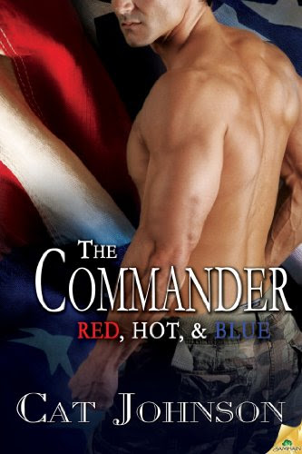 The Commander (Red, Hot, & Blue) by Cat Johnson