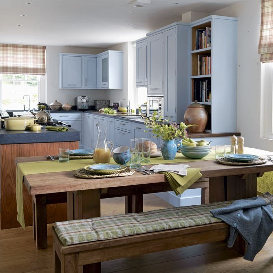 How to create a big kitchen-