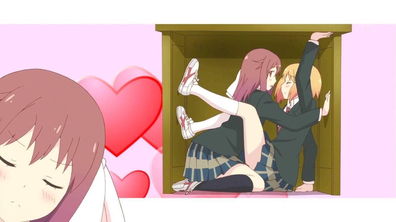 桜trick 第1話 桜色のはじまり やきそばとベランダと女の子 高山