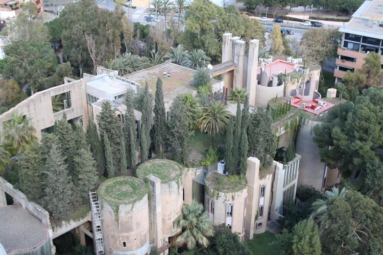 La Fabrica, Sant Just Desvern, Barcelona, 1975. Image Courtesy of Ricardo Bofill