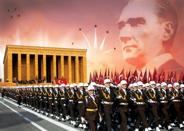 ΙΑΝ 2013: Ιλιγγιώδεις οροφές για τις τουρκικές ένοπλες δυνάμεις