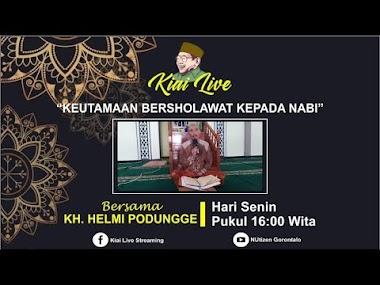 Ngaji Live Bersama KH Helmi Podungge