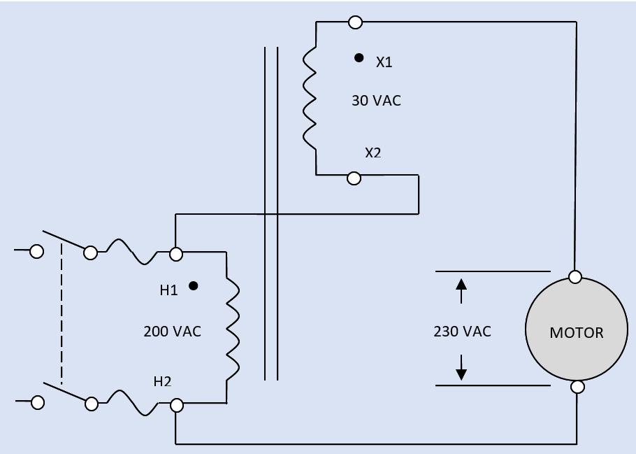 Single Phase Isolation Transformer Wiring Diagram