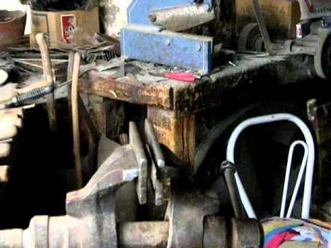 Bozkır Çat Biçağı Yapımı Video 2- Hüseyin Dumru Bozkır Konya