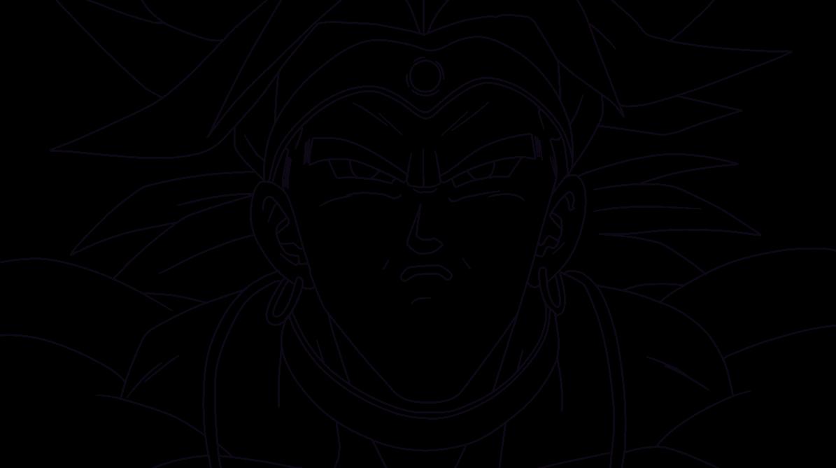Imagenes Para Colorear De Goku Super Sayayin: Desenhos Do Goku Super Saiyajin 4 Para Colorir