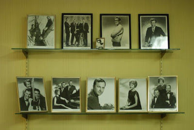 Photographs in the Norman Petty Recording Studios, Clovis, New Mexico