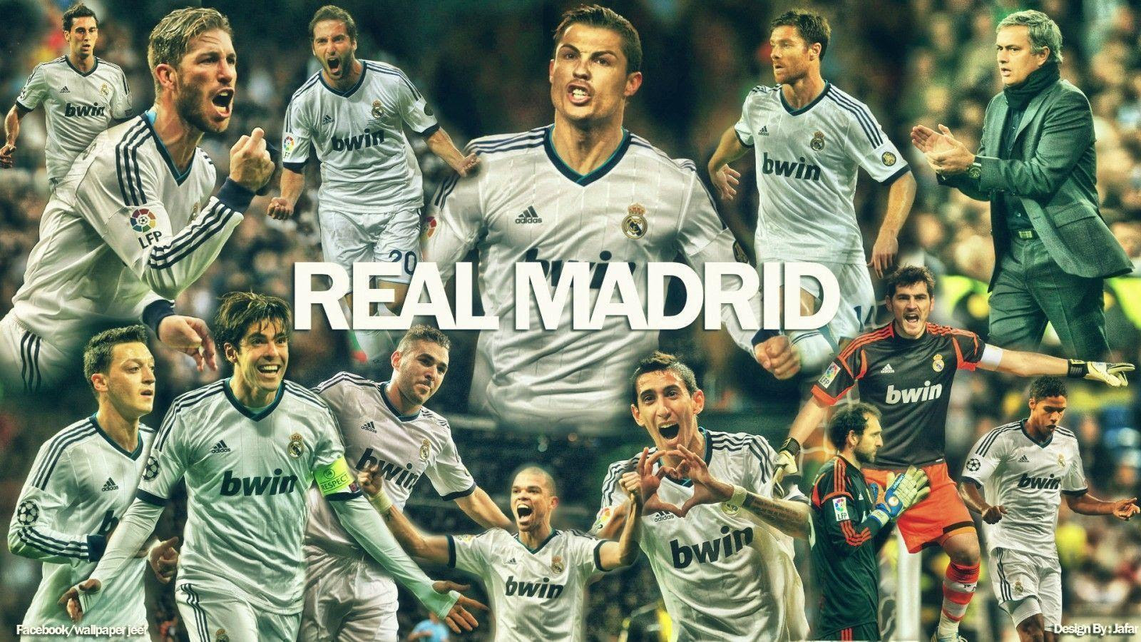 Real Madrid Hd Wallpapers 2017 Wallpaper Cave