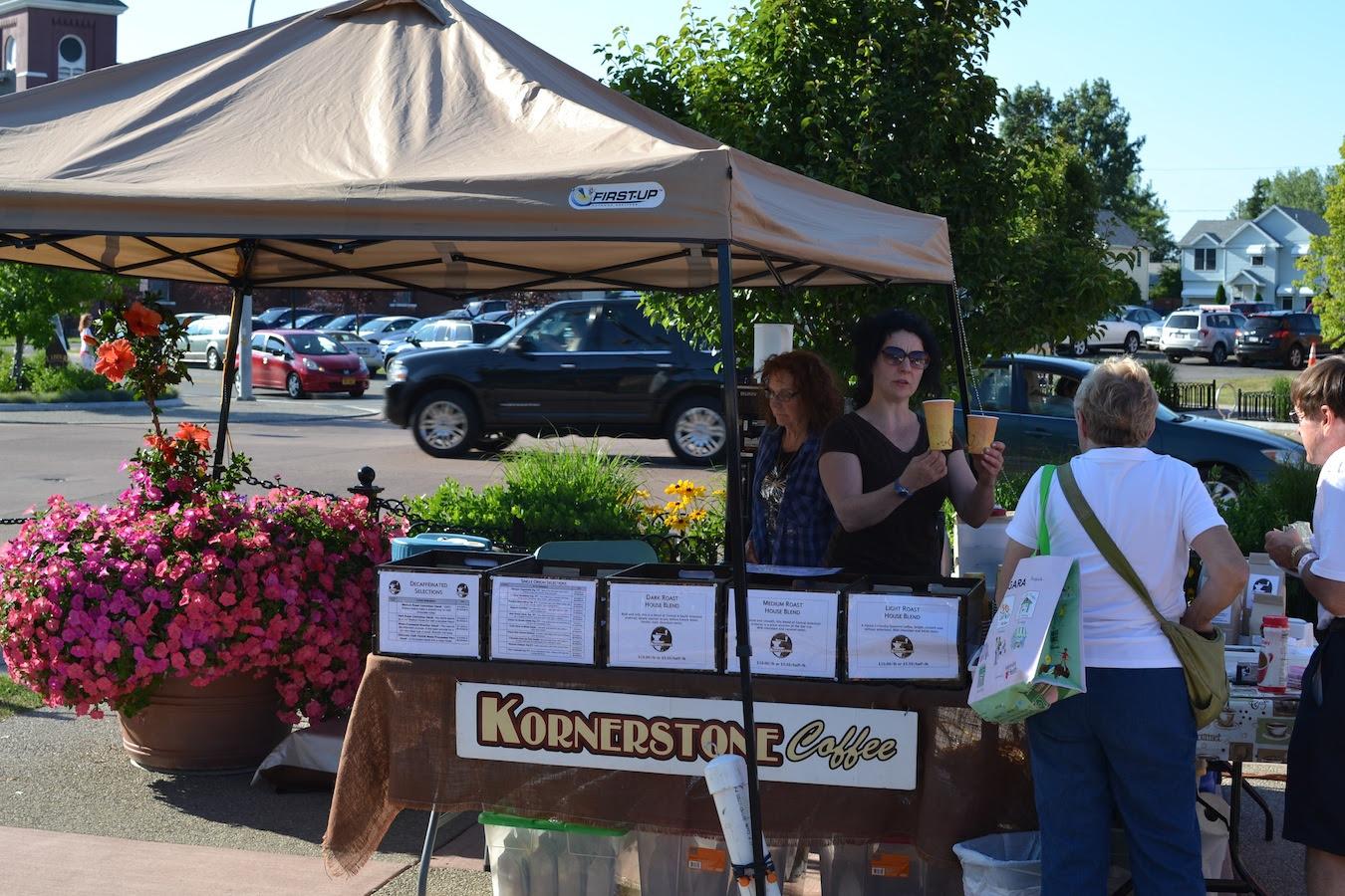 Kornerstone Coffee - Buffalo Eats