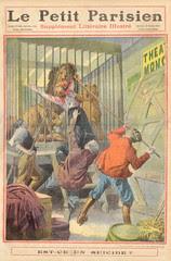 ptitparisien 17 oct 1909