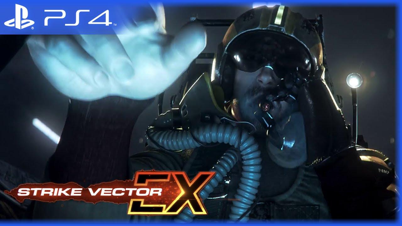 Resultado de imagem para Strike Vector Ex