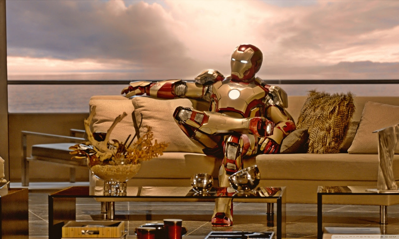 Iron Man 3 Ultra Hd Desktop Background Wallpaper For 4k Uhd Tv