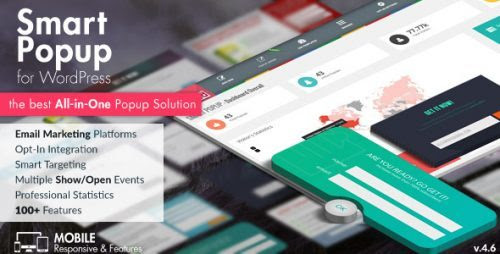 Indeed Smart PopUp for WordPress - v4 8 NULLED