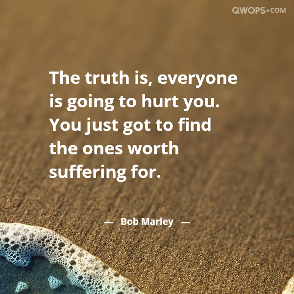 Bob Marley Quote About Love Awesome Quotes About Life