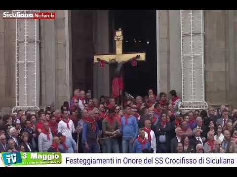 Siculiana, Festa del SS. Crocifisso di Siculiana - 2018