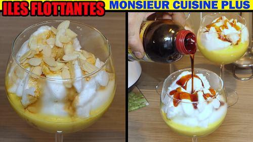 Ile Flottante Recette Monsieur Cuisine Plus Thermomix Lidl