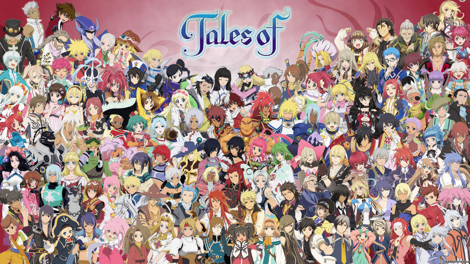 Tales Of Wallpapers 75 Images
