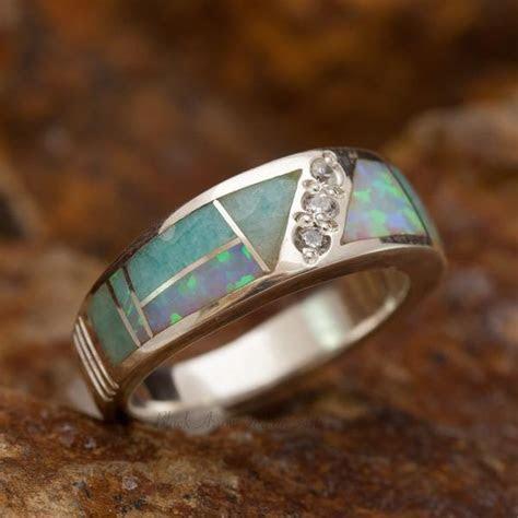 Inlaid Jewelry, Diamond and Gemstone Jewelry, Opal Jewelry