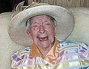 Eunice Sanborn: era la donna più anziana del mondo. E' morta in Texas a 115 anni