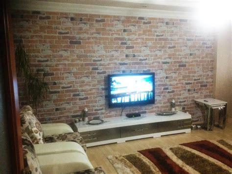 tv uenitesi arkasi duvar kaplamalari yapi malzemeleri