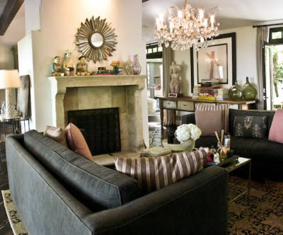 The Home of Molly Sims in Hollywood 2