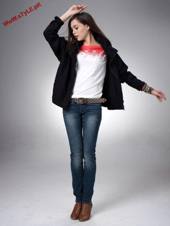Latest Winter Casual Wear By Denizen 2012 005
