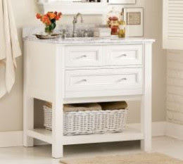 Pottery Barn Classic Single Console