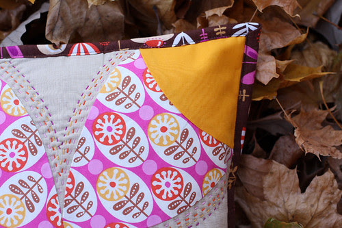 Sewing Circle Pillow by jenib320