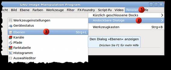 Gimp Hintergrund Transparent