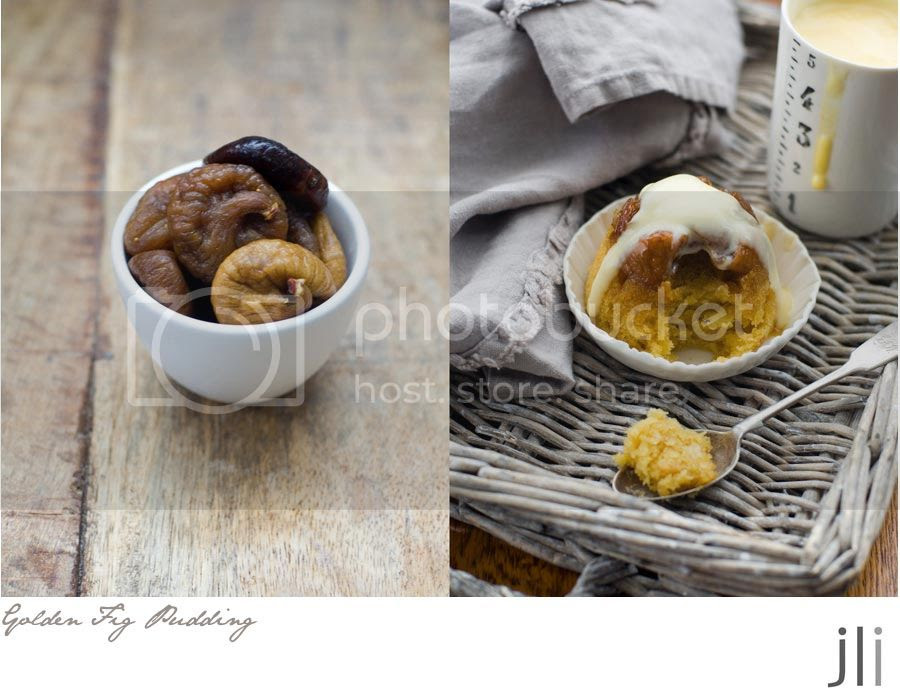 golden fig pudding