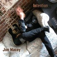 Jon Macey : Intention