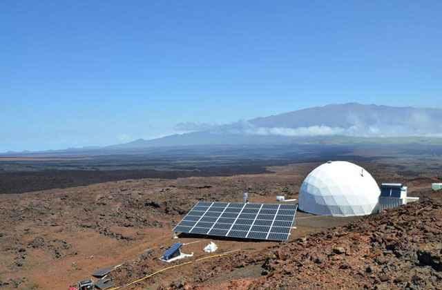 (Hawaii Space Exploration Analog & Simulation/Reprodução)