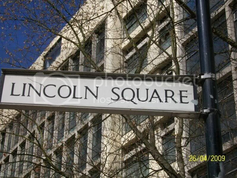 or Manchester Square in Lincoln lol