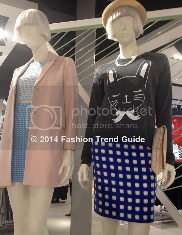 Topshop spring 2014 fashion trends